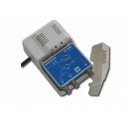 Amplificador interior 2 salidas 24dB LTE800 ALCAD. Mod. AI-240