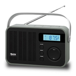 Radio Digital PLL Bluetooth/SD/USB TME. Mod. TMRAD212