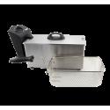 Freidora inox 2000W 2.5 litros Bastilipo. Mod. FE-2000-2.5L