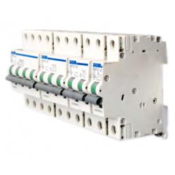 Interruptor magnetotérmico C.Continua 2 P 10 A. Mod. ES-B71Z2C10H