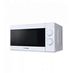 Microondas con grill 20 litros 700W blanco Universalblue. Mod. UM20CGBL-18