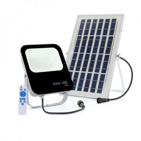 Proyector solar 10W 6000K IP65. Mod. LM6361