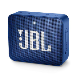 Altavoz portátil Bluetooth impermeable azul JBL. Mod. GO 2 BLU