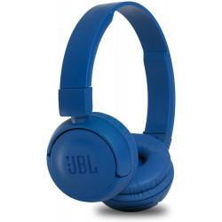 Auriculares diadema Bluetooth 4.0 azul JBL. Mod. T450 BT