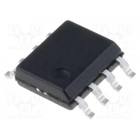 Memoria EEPROM I2C 1kx8bit 2,5÷5,5V 400kHz SO8. Mod. M24C08-WMN6TP