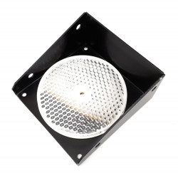 Visera protector espejo reflector circular fotocélula. Mod. 01909100
