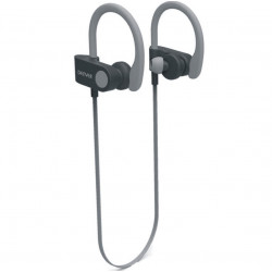 Auriculares inalámbricos in-ear bluetooth gris Denver. Mod. BTE110GREY