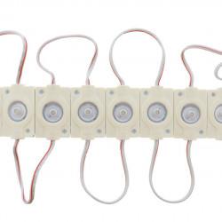 Módulo de 1 LED SMD 3030 Osram 12V 1.5W 6000K. Mod. LM6231