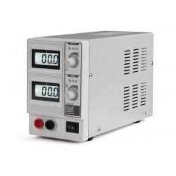 Fuente alimentación laboratorio 0-15 VDC y 0-3 A. Mod. LABPS1503