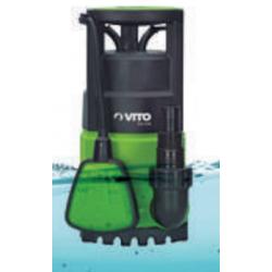 Electrobomba sumergible plástica 400W aguas limpias. Mod. VIBAL400