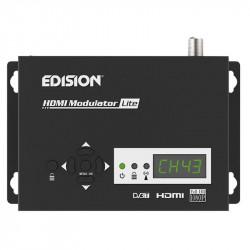 Modulador digital HDMI Edision ELite. Mod. MDELITE