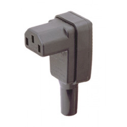 Conector tripolar hembra Mod. 31.225/I