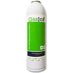 Gas refrigerante orgánico GASICA sustituto R12/R134a