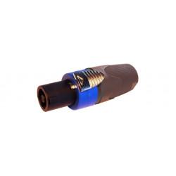 Conector Speaker 4 CONTACTOS CON TORNILLO