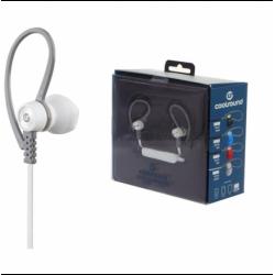 Auricular + Micro Sport V5 Bluetooth + Micro SD blanco Coolsound. Mod. CS0154