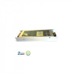 Fuente de alimentación profesional 24V DC 150W 6.5A IP20. Mod. 3253