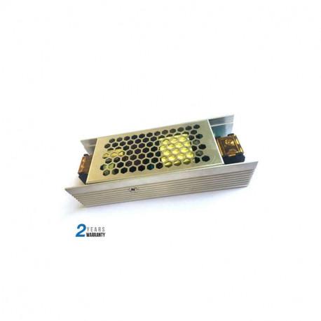 Fuente de alimentación profesional 12V DC 60W 5A IP20. Mod. 3246