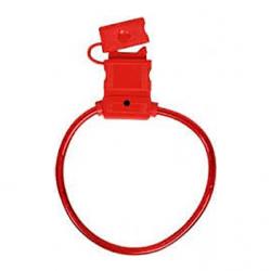 Portafusible para fusibles planos enchufables de automóvil. 25A. Longitud cable 300mm. Mod. 0650