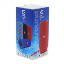 ALTAVOZ BLUETOOTH XS 10W USB microSD. Mod. CS0164