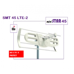 Antena UHF 5G 12dB mini. Mod. STAR45