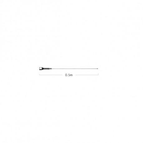 Antena VHF 144Mhz 0.5metros Diamond Jetfon. Mod. M150GSA