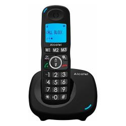 Teléfonos inalámbricos con teclas grandes Alcatel. Mod. XL 535