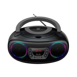 Radio CD Bluetooth con USB y radio FM Denver. Mod. TCL212BTGR