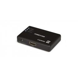 Distribuidor splitter HDMI 1E a 2S Fonestar. Mod. FO-522