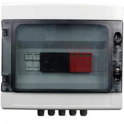 Cuadro de protección fotovoltaica 2 string 32A. Mod. CST-2-1-32