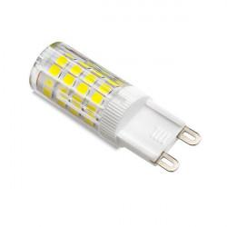 Bombilla LED G9 5W 6000K. Mod. LM7120