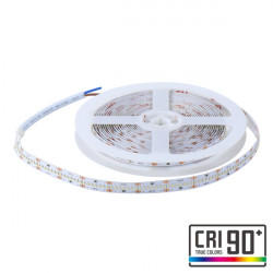 Tira de LED 24V DC SMD2110 Thick IP20 350 Led/m 5 Metros 6000K. Mod. LM2208