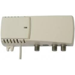 Amplificador interior TERRA 2 salidas 20dB 694MH. Mod. TE-AS039T