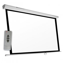 "Pantalla electrica videoproyector pared y techo Phoenix 100"" 2m x 1.5m. Mod. PHPANTALLA-ELEC200/150"