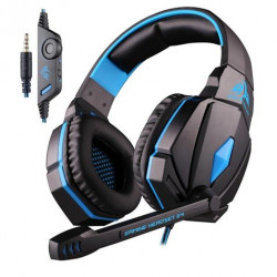 Auricular Gaming PS4 PC XBOX azul COOLSOUND. Mod. CS0195