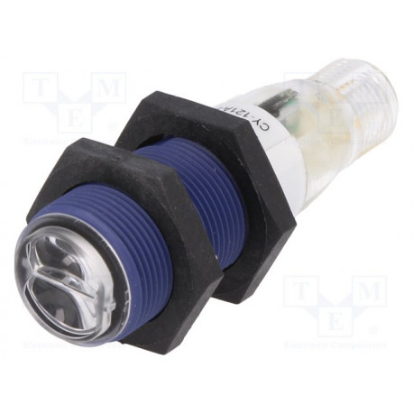 Sensor fotoeléctrico reflectivo PNP 12...24V CC Panasonic. Mod. CY-121A-P-Z