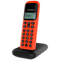 Teléfono inalámbrico Alcatel D285 color rojo. Mod. D285RED