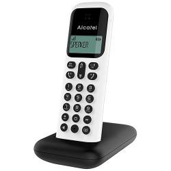 Teléfono inalámbrico Alcatel D285 color blanco. Mod. D285WH