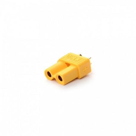 Conector hembra DC XT30 2 PIN. Mod. XT30U-F