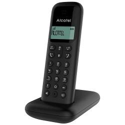 Teléfono inalámbrico Alcatel negro. Mod. D285BLK