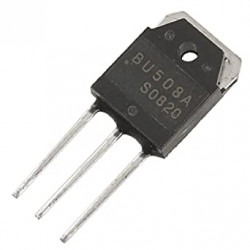 Transistor NPN 8A 700V TO247. Mod. BU508A