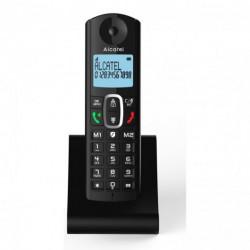 Pack teléfono inalámbrico Alcatel F685 Duo DECT Negros. Mod. F685DUO