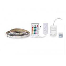 Kit tira LED Smart Wifi RGBW 12VDC. Mod. SMART1230