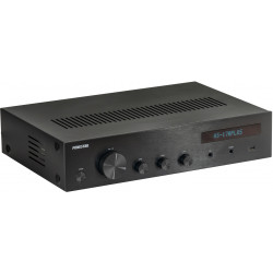 Amplificador Estéreo 80W + 80W con Bluetooth / USB y Radio FM Fonestar. Mod. AS-170PLUS