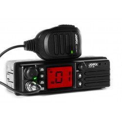 Emisora móvil banda ciudadana CB Jopix. Mod. AP-6