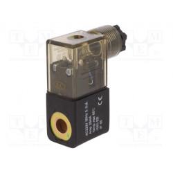 Bobina electroválvula c/ conector 230VAC 4.8VA 9mm. Mod. MS22050-KPL