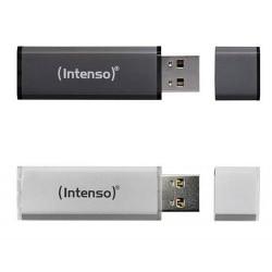 Pack 2 pendrive USB 32Gb Intenso 2.0. Mod. 3521480
