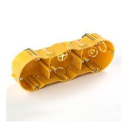 Caja universal 3 elementos pladur tabique hueco. Mod. 3257