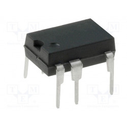 Circuito integrado PMIC CA/CC switcher controlador SMPS 85÷265V DIP-8B. Mod. TNY266PN
