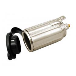 Base encendedor de automóvil Electro DH. Con tapón protector. Mod. 10.210/T