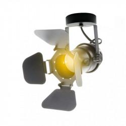 Lámpara de Techo O Pared Movie Para Gu10. Mod. LM4341